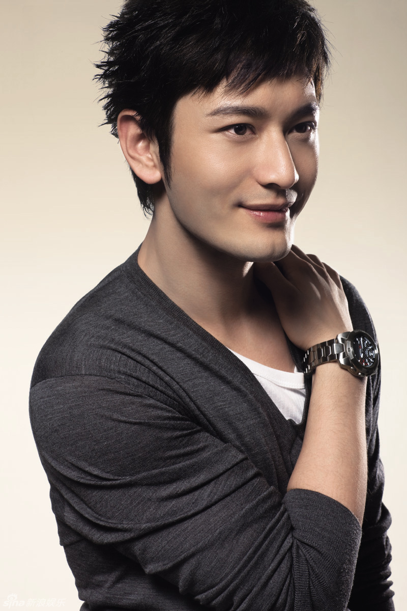 Biography : Huang Xiaoming 黄晓明 – Chinese Star